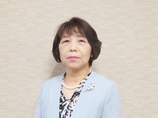 和歌山県看護協会会長東直子